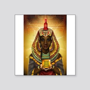 Egyptian Goddess Isis Sticker