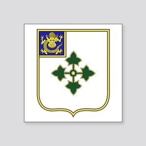 "47th Infantry Regiment Square Sticker 3"" x 3"""