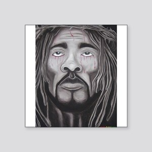 Black Jesus Sticker