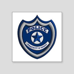 Kids Police Stickers - CafePress