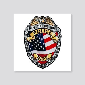 Police Department Stickers - CafePress