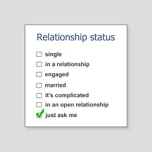 Funny Facebook Status Stickers - CafePress