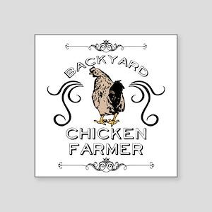 Farm Animals Stickers - CafePress