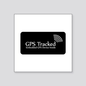 Gps Tracking Stickers - CafePress