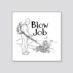 Blow Job Sticker