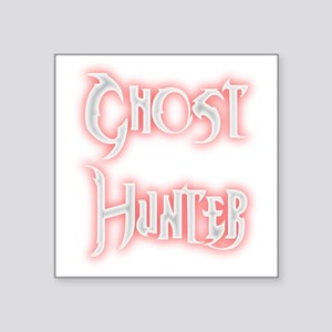 "Ghosthunter 6 Square Sticker 3"" x 3"""