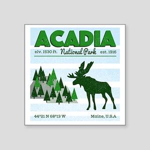 Acadia Stickers - CafePress