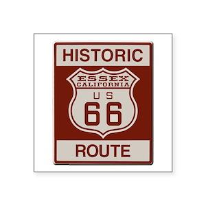 Essex Route 66 Sticker