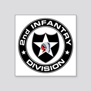 2nd Infantry Division Sticker