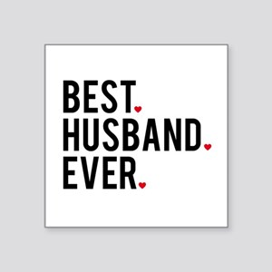 Best husband ever Sticker