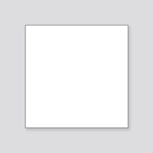 "yellow brick road 1 Square Sticker 3"" x 3"""