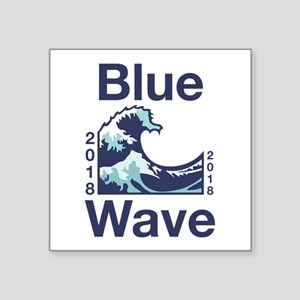 Blue Wave 2018 Sticker