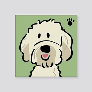 Goldendoodle Sticker