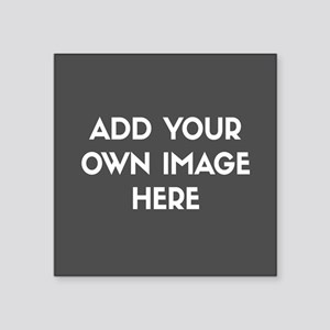 Add Your Own Image Sticker
