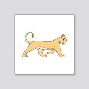 The Lion King lioness Sticker