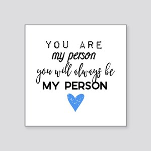 Grey's Anatomy - You are my person Sticker