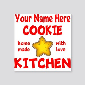 Cookie Kitchen Sticker