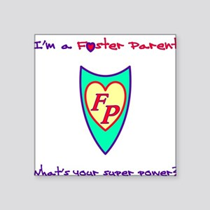 What's your super power (white background) Sticker