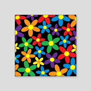 Flowers Colorful Sticker