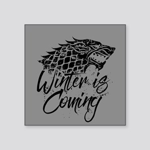 GOT Winter Is Coming Sticker
