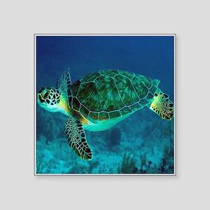 Sea Creature Stickers - CafePress