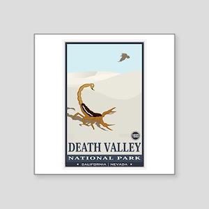 Death Valley 2 Sticker