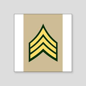 Sergeant <BR>Sticker 1 Sticker