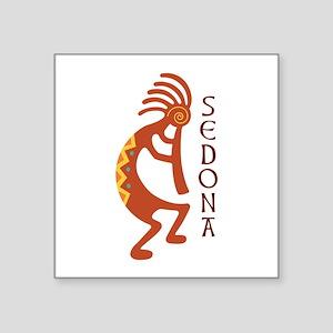 SEDONA Sticker