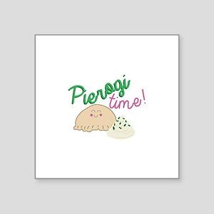 Pierogi Time Sticker
