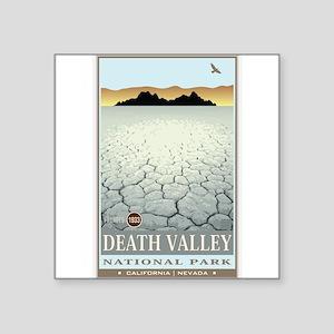 National Parks - Death Valley 3 Sticker