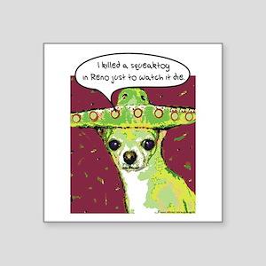 Killer Chihuahua Sticker