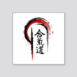 Aikido Sticker