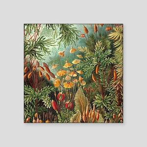 Vintage Plants Decorative Sticker