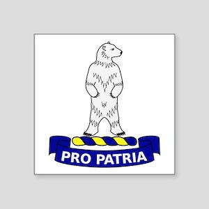 31st Infantry Regt. Sticker