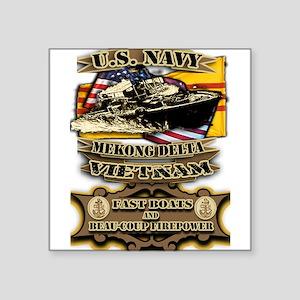 Navy Vietnam Mekong Delta Sticker