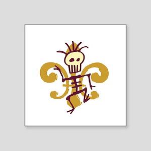 Bone Man Sticker