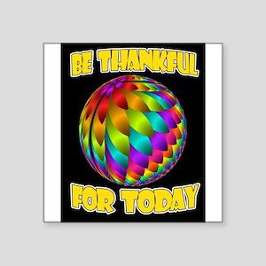 THANKFUL Sticker