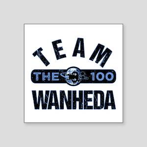 Team Wanheda The 100 Sticker