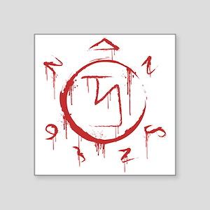 Supernatural Angel Symbol Sticker