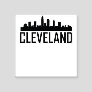 Skyline of Cleveland OH Sticker