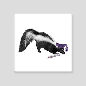 Skunk Grad Sticker
