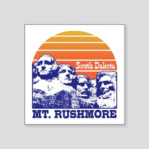 Mt. Rushmore South Dakota Sticker