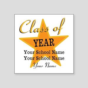 Custom Graduation Sticker