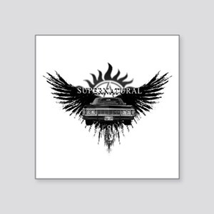 Supernatural 2QA Sticker