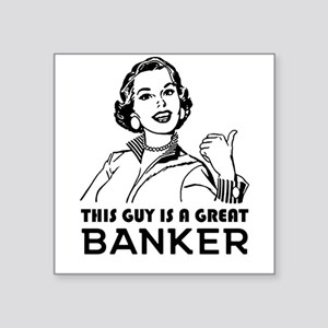 Gifts for Bankers. *BEST SELLER* Sticker