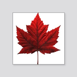 Canada Sticker Canada Maple Leaf Souvenir Sticker