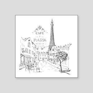 Cafe Paris Sticker