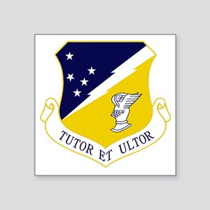"49th FW - Tutor Et Ultor Square Sticker 3"" x 3"""