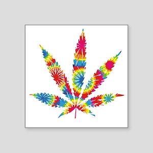 """HippieWe Square Sticker 3"""" x 3"""""""