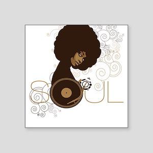 Soul III Square Sticker